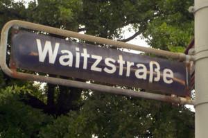 Praxis in der Waitzstraße